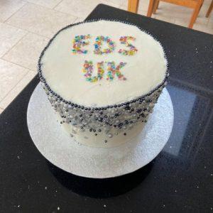 EDS UK Bake-In Kara cake 3