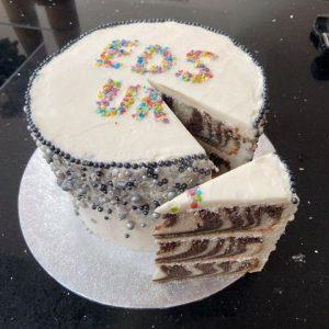 EDS UK Bake-In Kara cake 1