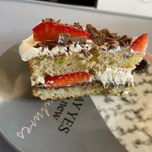 EDS UK Bake-In Sophie cake 1